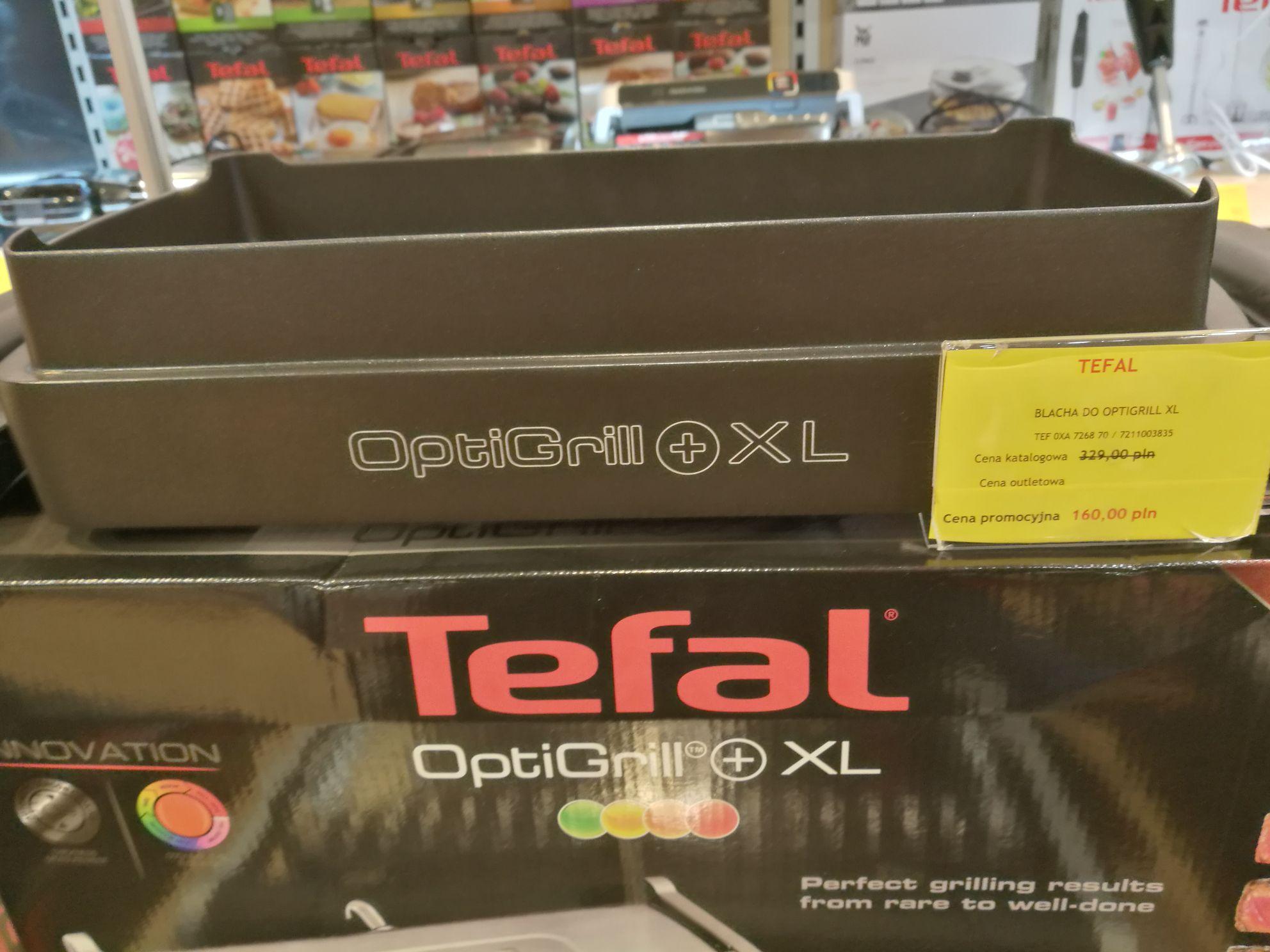 Forma do Tefal Optigrill + XL