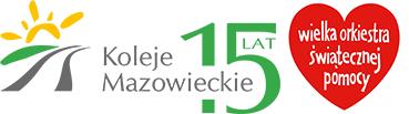 Koleje Mazowieckie - darmowe przejazdy podczas finału (dla wolontariuszy)