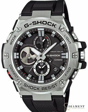 Zegarek CASIO G-Shock GST-B100-1AER