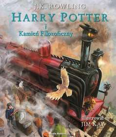 Harry Potter i Kamień Filozoficzny - wydanie ilustrowane, w twardej oprawie 75% taniej @ Empik.com