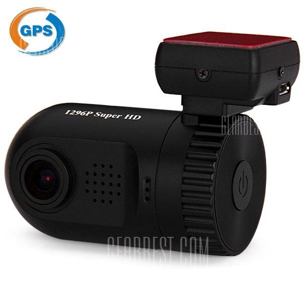 Ambarella A7L50 - Kamera samochodowa, 8GB plus GPS za 286,94zł @ GearBest