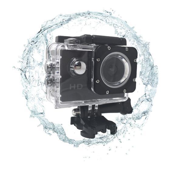 "Kamera sportowa A7 HD 720P 2.0"" LCD 90° Wide Angle Lens 30M Waterproof"