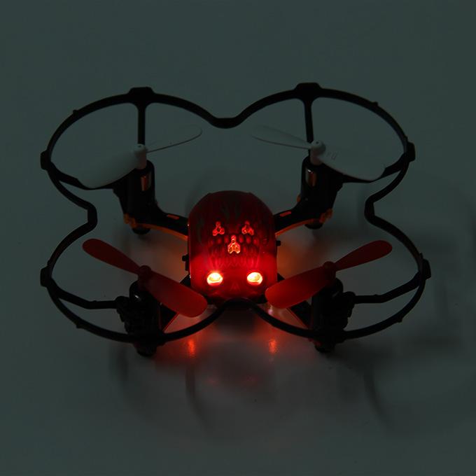 Mini dron GW008 - zabawka dla dużych i małych chłopców @Geekbuying