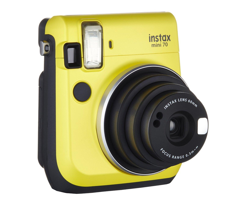 Aparat Fujifilm Instax Mini 70 za ok. 255zł (drukuję zdjęcia) @ Amazon.de