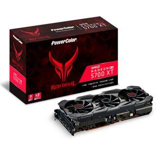 8GB PowerColor Radeon RX 5700 XT Red Devil, GDDR6, HDMI, 3x DP w niemieckim sklepie