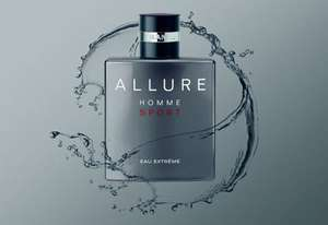 Chanel allure homme sport eau extreme 100 ml tester