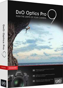 OpticsPro 9 Elite Edition za darmo @ DxO