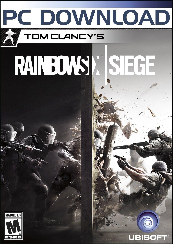 Tom Clancy's Rainbow Six Siege [PC, Uplay] za 60zł @ Amazon.com