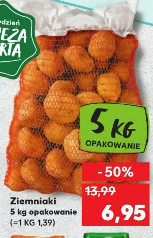 Ziemniaki - worek 5kg - Kaufland