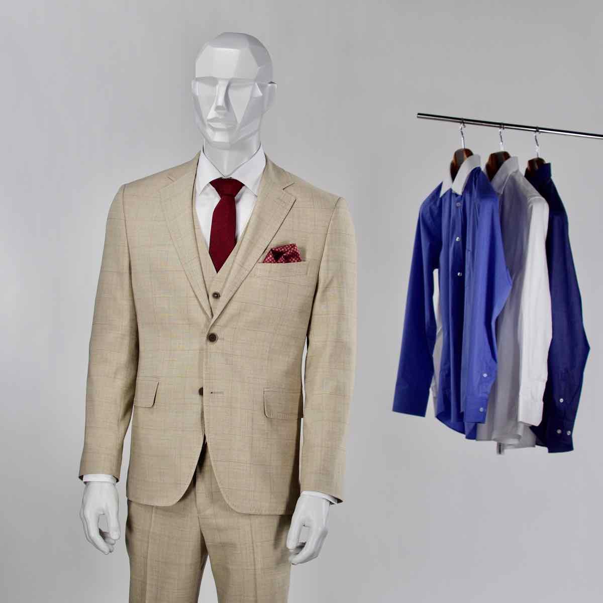 Wełniane garnitury od 257zł @ Próchnik