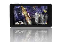 Tablet COLOROVO CityTab Lite 7'', 3G, GPS 2.0 @ Empik