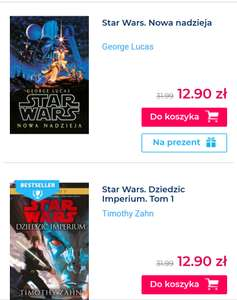 E-booki star wars od 12.90 virtualo