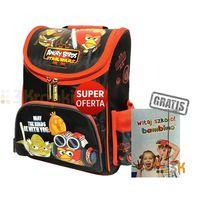 Angry Birds tornister + wyprawka! / 50 zł zamiast 139,99