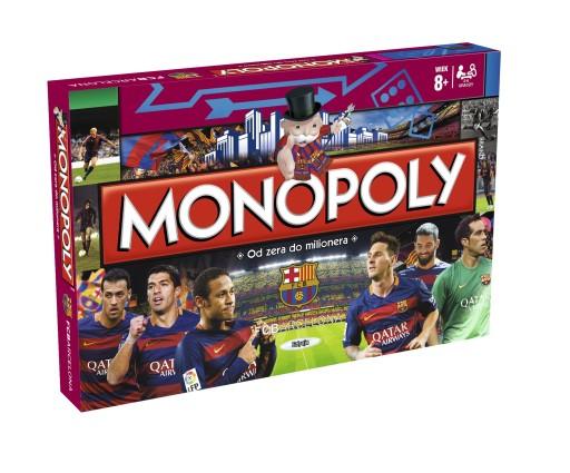 Monopoly FC Barcelona Messi