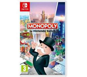Monopoly na Nintendo Switch
