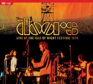 The Doors - Live at the Isle Of Wight Festival 1970 / DVD+CD lub Blu-ray lub DVD