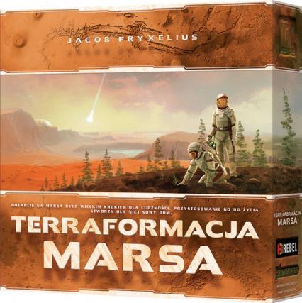 Terraformacja Marsa 103.95zł z obiorem osobistym lub 110,94zł z paczką w ruchu