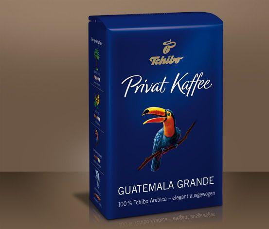 Kawa ziarnista tchibo privat guatemala/brasil 500g leclerc Warszawa Jutrzenki