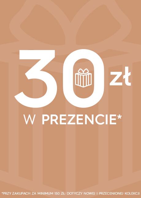 TOP SECRET Rabat -30 zł przy MWZ 150 zł