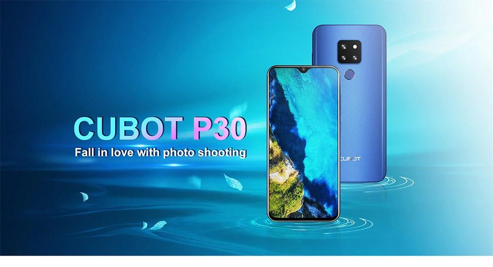 Cubot P30 4/64GB Blue