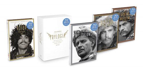 Trylogia Sienkiewicz (Blu-ray Disc) za 209,99zł @ Empik