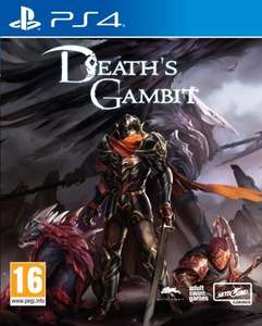 Death's Gambit ps4 playstation