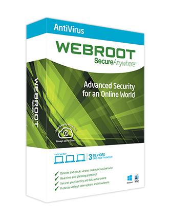Webroot SecureAnywhere AntiVirus 2014 za darmo na 6 miesięcy @NewMerchant