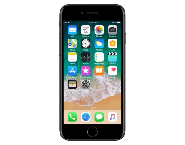Smartfon APPLE iPhone 7 32GB Czarny