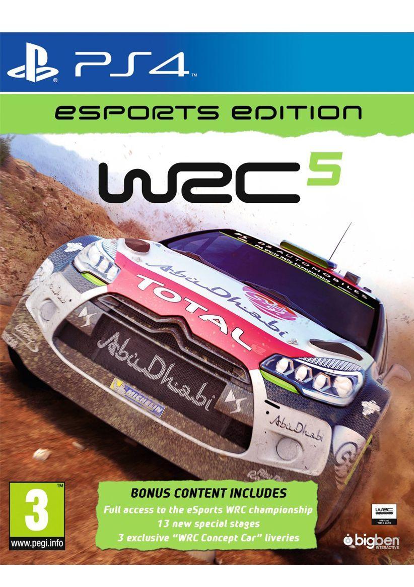WRC 5 [Xbox One/Playstation 4] za 82zł z dostawą do Polski @ SimplyGames