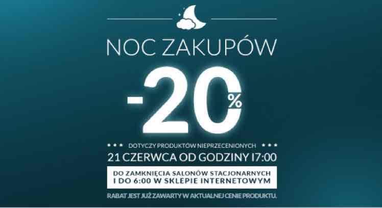 -20% Wittchen Noc zakupów
