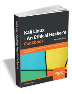 Kali Linux - An Ethical Hacker's Cookbook