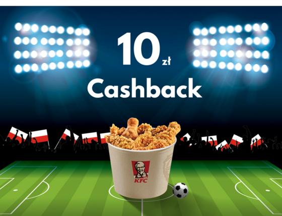 10 zł Cashback przy pierwszym zamówieniu @KFCDostawa @planetplus