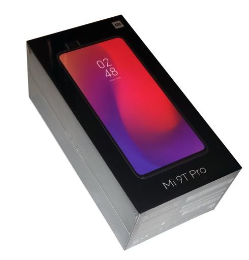 XIAOMI MI 9T PRO 6GB 128GB Niebieski / Czarny EU