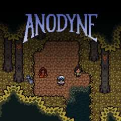 Anodyne ps4 playstation psn