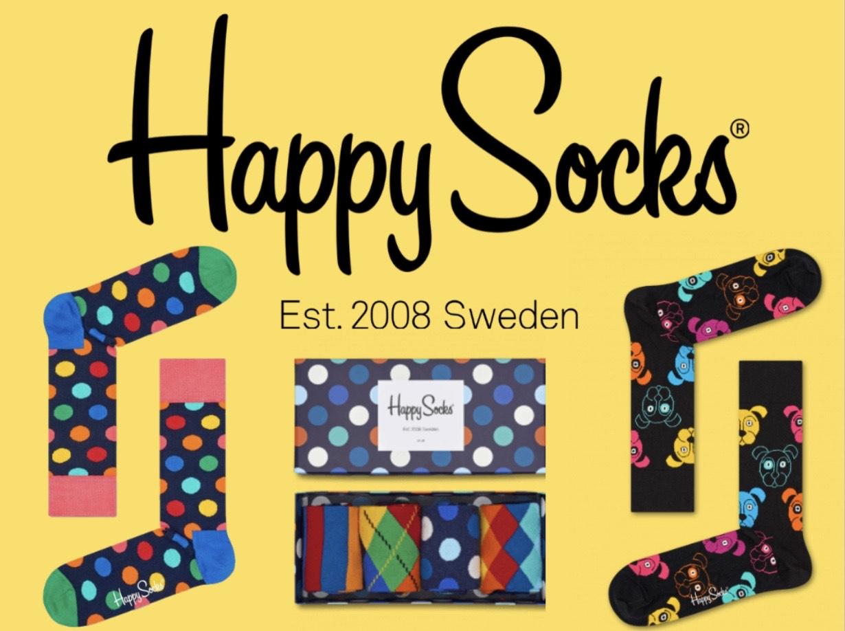 -60% Skarpetki Happy Socks