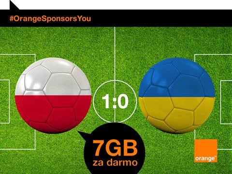 Pakiet 7GB w Orange