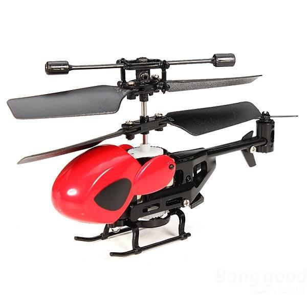 Zdalnie sterowany malutki helikopter QS5013 @Geekbuying