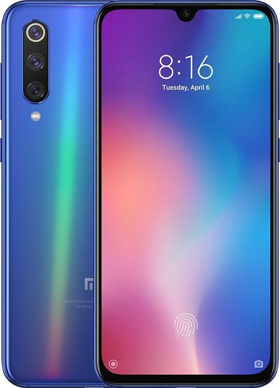 Xiaomi Mi 9 6/64, Niebieski w stanie idealnym z Amazon Warehouse