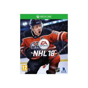 NHL 18 oraz NBA Live 18 na XBOX ONE, Media Markt