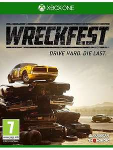Darmowy weekend z Wreckfest i Zombieland: Double Tap w ramach Xbox Live Gold Free Play Days