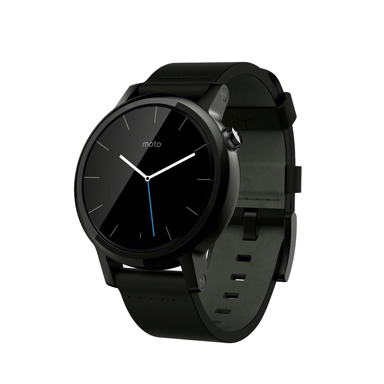 Smartwatch Lenovo Moto 360 2nd gen. (42mm) za ok. 1020zł @ Amazon.fr
