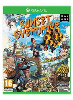 Sunset Overdrive (Polska wersją językowa) na Xbox One za 38,90zł @ Ultima