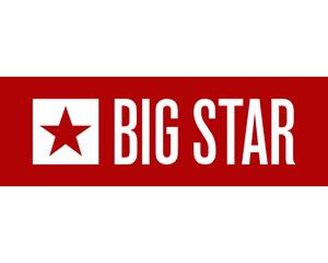 Big Star do -70 % na wybrany asortyment, dodatkowo -10% przy zakupie 2 sztuk lub -20% przy zakupie 3