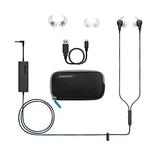 Słuchawki BOSE QuietComfort 20 ANC pod android @amazon.de