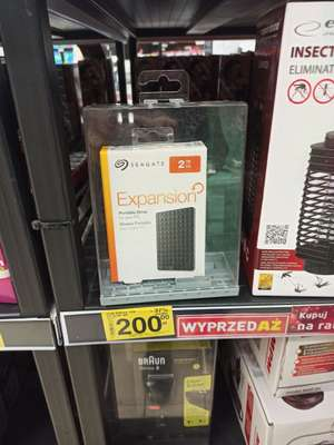 Carrefour Dysk Seagate Expansion 2tb