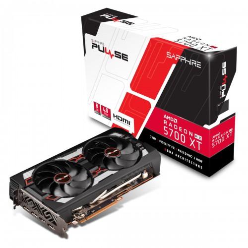 Sapphire Radeon RX 5700 XT PULSE 8GB GDDR6 - Fox Komputer