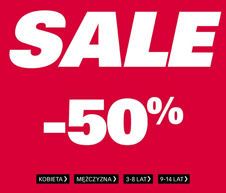 [Wyprzedaż] wybrane produkty od 50% do 70% taniej @ Cubus