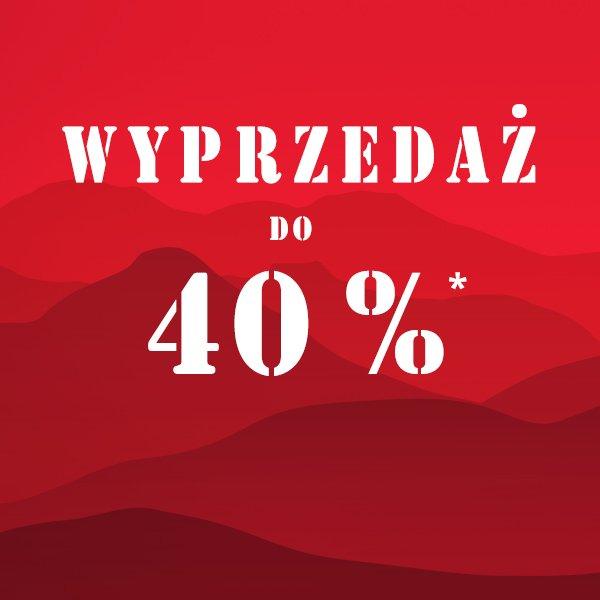 JACK WOLFSKIN wyprzedaż do -40%