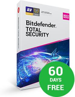 BItdefender Total Security 2020 - 90 dni za darmo