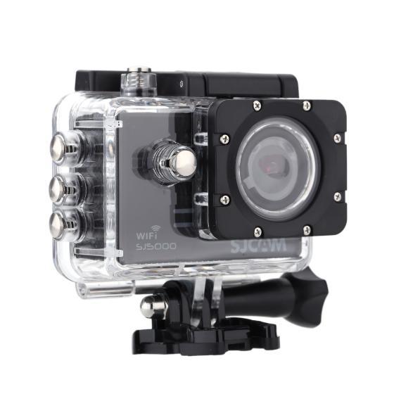 """Kamera sportowa SJCAM SJ5000  2.0"""" LCD HD 1080P"""
